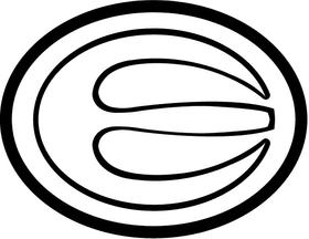 Elite Archery Decal / Sticker 08