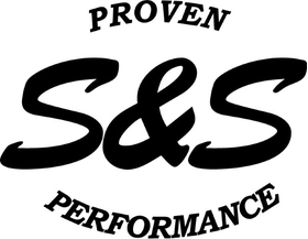 S&S Cycle Decal / Sticker 03