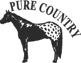 Pure Country Decal / Sticker 02