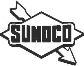 Sunoco Decal / Sticker