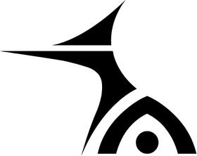Tribal Decal / Sticker 88