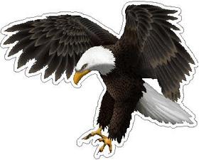 Attack Eagle 01 Decal / Sticker