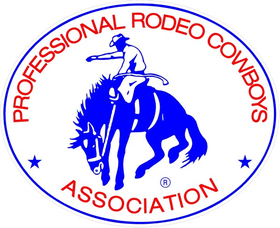 Professional Rodeo Cowboys Association PRCA Decal / Sticker 01
