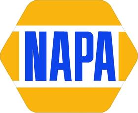 NAPA Decal / Sticker 04