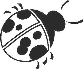 Ladybug Decal / Sticker