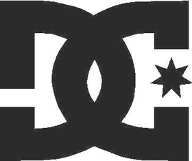 DC Shoes Decal / Sticker 01