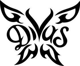 Divas Decal / Sticker 02