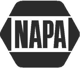 NAPA Decal / Sticker