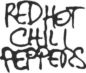 Red Hot Chili Peppers Decal / Sticker 01