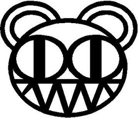Radiohead Decal / Sticker