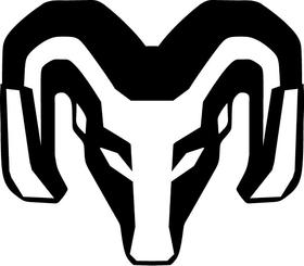 Ram Decal / Sticker 49