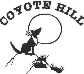 Coyote Hill Decal / Sticker