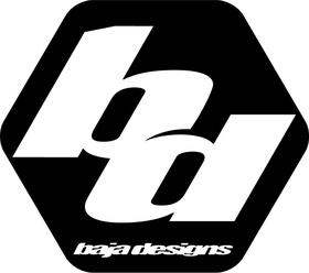 Baja Designs Decal / Sticker 02