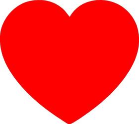 Heart Decal / Sticker 07