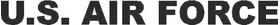 U.S. AIR FORCE Decal / Sticker