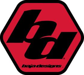Baja Designs Decal / Sticker 05