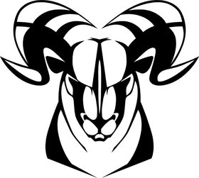 Ram Decal / Sticker 26