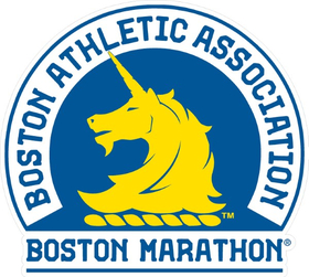 Boston Marathon Decal / Sticker 02