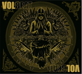 VOLBEAT Decal / Sticker 08