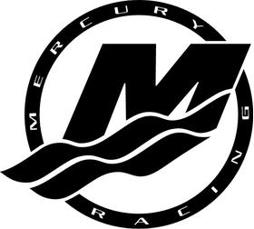Mercury Racing Decal / Sticker 15
