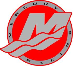 Mercury Racing Decal / Sticker 26