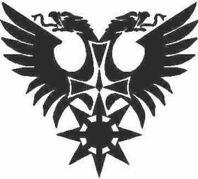 Behemoth Decal / Sticker 01