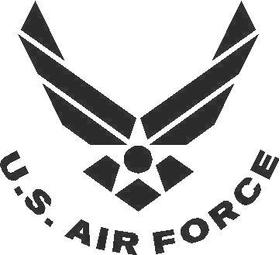 U.S. Air Force Decal / Sticker 02