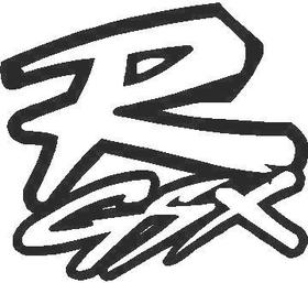 GSXR Suzuki Decal / Sticker 03