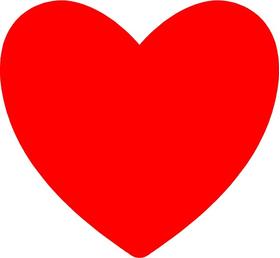 Heart Decal / Sticker 06