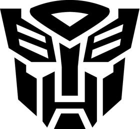Autobot 20 Transformers Decal / Sticker