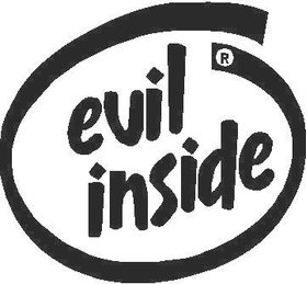Evil Inside Decal / Sticker