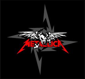 Metallica Decal / Sticker 12