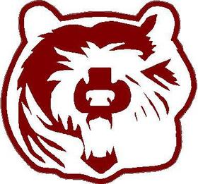 Bear Decal / Sticker 02