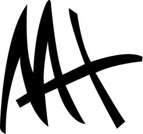 Matt Hardy Decal / Sticker 01