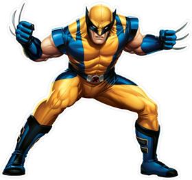 X-men Wolverine Decal / Sticker 07