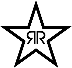 Rockstar Energy Drink Decal / Sticker 06