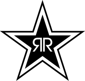 Rockstar Energy Drink Decal / Sticker 07