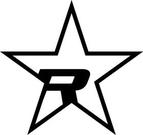 Rolling Big Power RBP Star Decal / Sticker 14