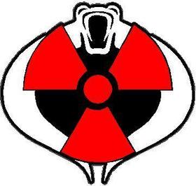 Cobra Commander Decal / Sticker 04