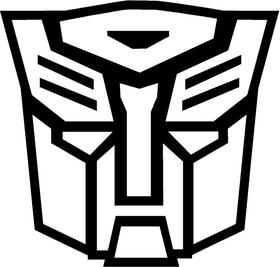 Autobot Transformers Decal / Sticker 26