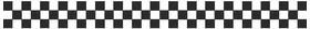 Checkered Flag Decal / Sticker 06
