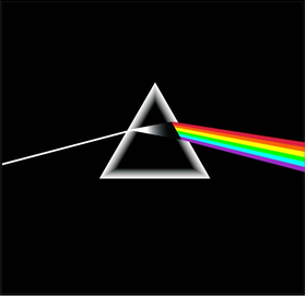 Pink Floyd Dark Side of the Moon Decal / Sticker 02