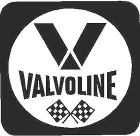 Valvoline Decal / Sticker