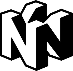 Nintendo 64 Decal / Sticker e