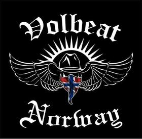 VOLBEAT Decal / Sticker 11