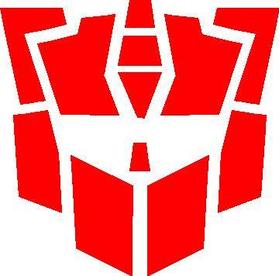 Autobot G2 Transformers Decal / Sticker