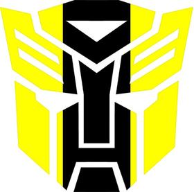 Transformers BumbleBee Decal / Sticker 33