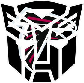 Autobot Falcons Decal / Sticker 37