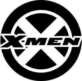 X-Men Decal / Sticker 12