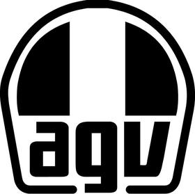 AGV Sport Decal / Sticker 11